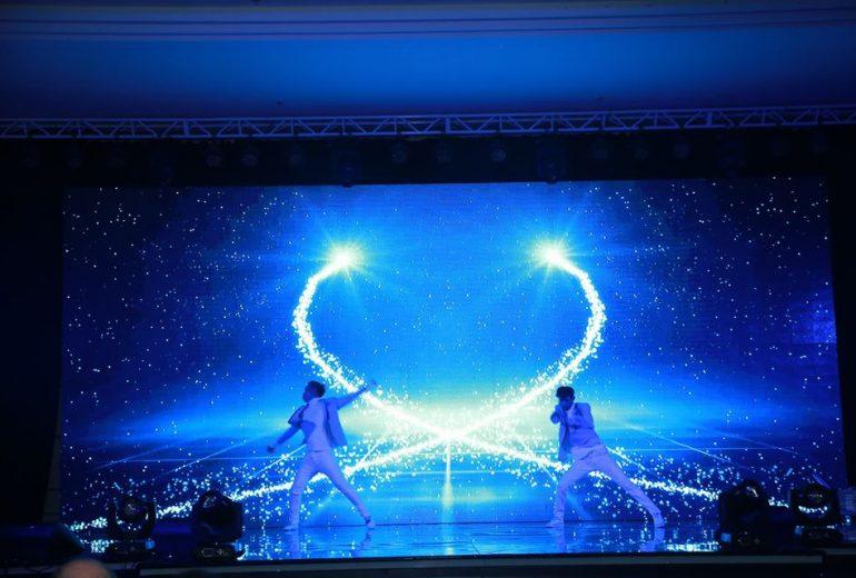 Dựng phim tương tác, múa tương tác tại sự kiện